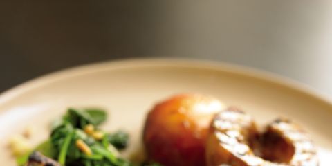 Food, Ingredient, Meat, Plate, Dishware, Roasting, Cuisine, Tableware, Recipe, Garnish,