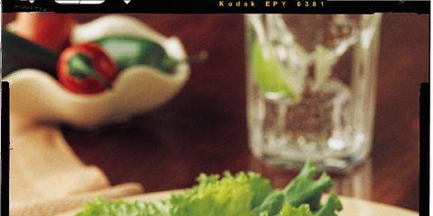 Food, Cuisine, Ingredient, Tableware, Dish, Dishware, Recipe, Leaf vegetable, Garnish, Vegetable,