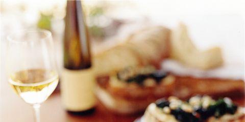 Food, Cuisine, Stemware, Glass, Drinkware, Tableware, Wine glass, Drink, Ingredient, Wine bottle,