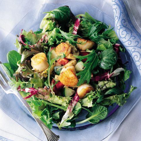 Food, Leaf vegetable, Vegetable, Ingredient, Produce, Recipe, Salad, Garden salad, Vegan nutrition, Cuisine,