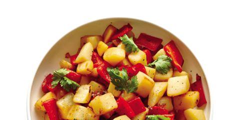 Food, Cuisine, Vegetable, Produce, Dish, Salad, Recipe, Fruit salad, Vegetarian food, Bowl,