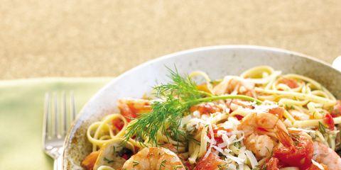 Food, Cuisine, Pasta, Ingredient, Dishware, Produce, Noodle, Tableware, Recipe, Kitchen utensil,