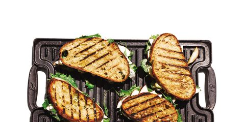 Food, Finger food, Cuisine, Plate, Vegetable, Tableware, Breakfast, Baked goods, Snack, Rectangle,