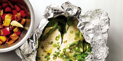 Food, Ingredient, Produce, Cuisine, Aluminium foil, Foil, Leaf vegetable, Recipe, Dish, Vegan nutrition,