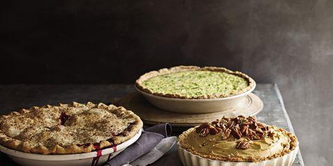 Food, Dessert, Dish, Baked goods, Tableware, Pie, Ingredient, Cuisine, Recipe, Snack,