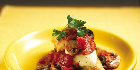 Food, Cuisine, Dishware, Tableware, Dish, Serveware, Recipe, Ingredient, Meat, Plate,