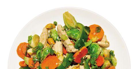 Food, Cuisine, Salad, Ingredient, Leaf vegetable, Vegetable, Produce, Dish, Vegan nutrition, Dishware,