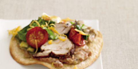 Food, Cuisine, Ingredient, Dish, Finger food, Recipe, Tableware, Plate, Fast food, Garnish,