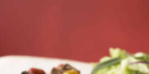Food, Dishware, Finger food, Cuisine, Plate, Leaf vegetable, Tableware, appetizer, Dish, Recipe,