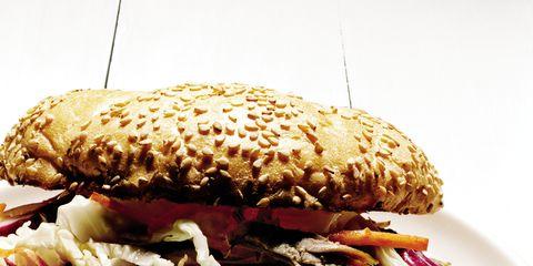 Food, Finger food, Cuisine, Ingredient, Baked goods, Sandwich, Dish, White, Bun, Recipe,