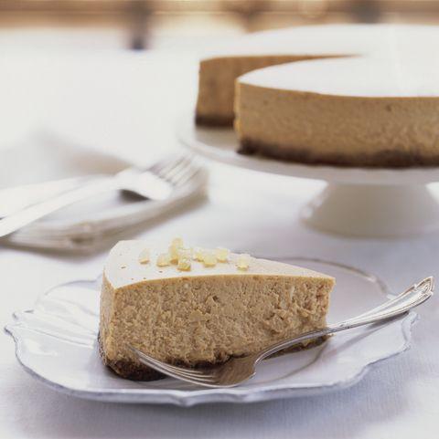 Pumpkin Maple Cheesecake Recipe - Prevention.com