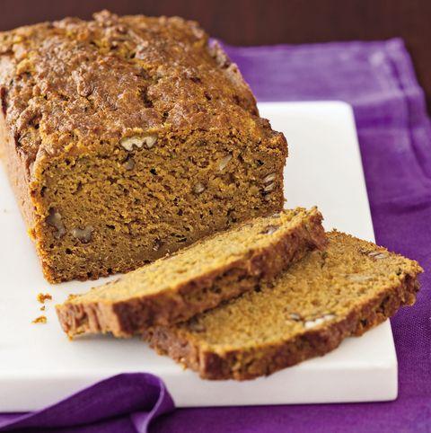 Pumpkin Zucchini Spice Bread Recipe - Prevention.com
