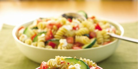 Food, Cuisine, Produce, Fusilli, Tableware, Rotini, Dish, Recipe, Vegetable, Ingredient,
