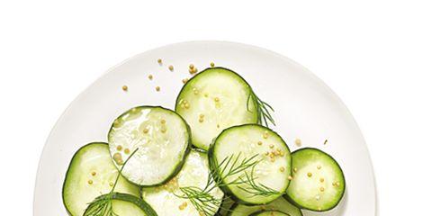 Vegetable, Food, Dishware, Produce, Vegan nutrition, Serveware, Whole food, Plate, Cucumber, Natural foods,