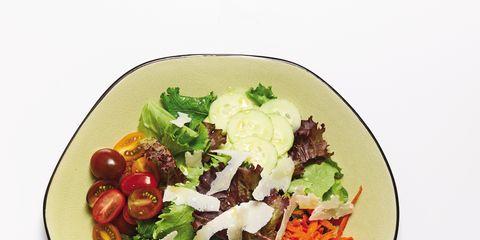 Food, Cuisine, Salad, Tableware, Ingredient, Dishware, Vegetable, Leaf vegetable, Produce, Recipe,