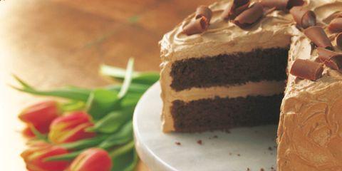 Food, Cuisine, Sweetness, Dishware, Ingredient, Dessert, Cake, Baked goods, Plate, Serveware,