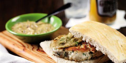 Food, Cuisine, Ingredient, Meal, Finger food, Tableware, Sandwich, Dish, Breakfast, Plate,