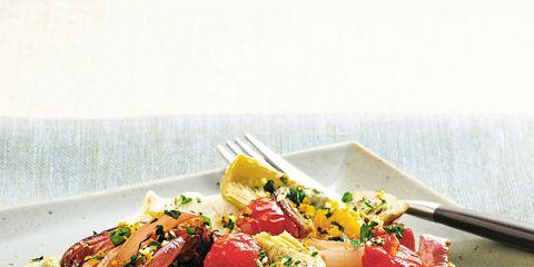 Food, Finger food, Cuisine, appetizer, Dish, Garnish, Recipe, Ingredient, Side dish, Pincho,