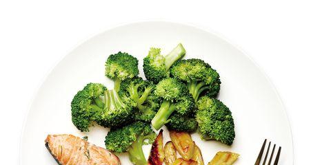 Food, Dishware, Ingredient, Leaf vegetable, Tableware, Cuisine, Plate, Cutlery, Fines herbes, Produce,