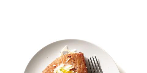 Dishware, Food, Ingredient, Cuisine, Tableware, Dish, Recipe, Plate, Garnish, Serveware,