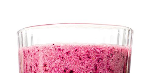 Liquid, Magenta, Pink, Red, Drink, Lavender, Juice, Silver, Chemical compound, Smoothie,