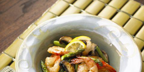 Food, Ingredient, Dishware, Cuisine, Tableware, Produce, Kitchen utensil, Recipe, Seafood, Cutlery,