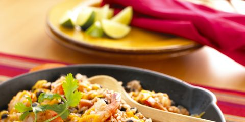 Food, Cuisine, Rice, Dish, Recipe, Spiced rice, Dishware, Ingredient, Yeung chow fried rice, Fried rice,