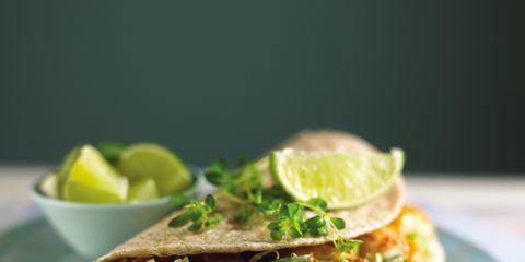 Food, Serveware, Dishware, Ingredient, Cuisine, Plate, Leaf vegetable, Dish, Tableware, Meal,