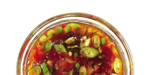 Food, Recipe, Stew, Dish, Relish, Condiment, Indian chinese cuisine, Indian cuisine, Produce, Bowl,