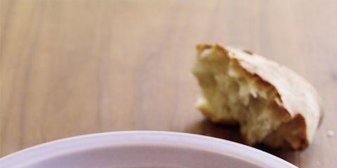 Food, Cuisine, Dish, Dishware, Ingredient, Recipe, Soup, Plate, Leaf vegetable, Serveware,