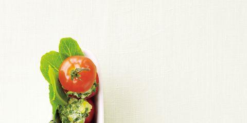 Food, Vegetable, Ingredient, Produce, Cuisine, Garnish, Plum tomato, Natural foods, Fruit, Tomato,
