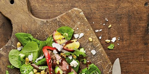Food, Cuisine, Ingredient, Salad, Vegetable, Tableware, Recipe, Kitchen utensil, Leaf vegetable, Dish,