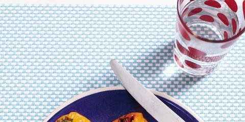 Food, Dishware, Serveware, Tableware, Ingredient, Kitchen utensil, Meal, Plate, Glass, Cutlery,