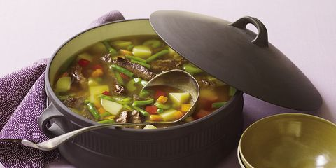 Food, Produce, Soup, Serveware, Ingredient, Kitchen utensil, Bowl, Spoon, Dishware, Mixing bowl,