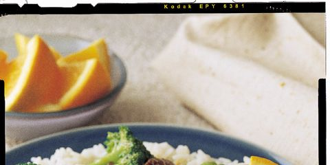 Food, Ingredient, Tableware, Rice, Citrus, Steamed rice, Produce, Cuisine, Recipe, Dish,