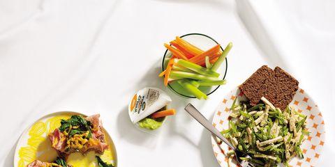 Cuisine, Garnish, Recipe, Dish, Ingredient, Dishware, Leaf vegetable, Vegetarian food, Produce, Sweetness,