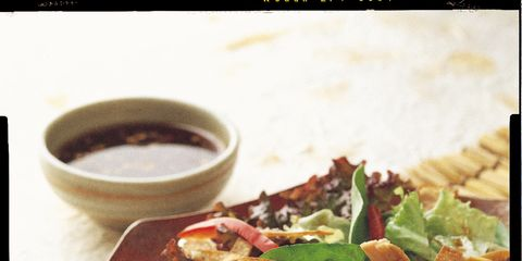 Cuisine, Food, Ingredient, Leaf vegetable, Dish, Salad, Recipe, Garnish, Vegetable, Produce,