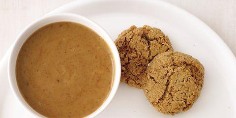 Food, Brown, Serveware, Ingredient, Tableware, Cuisine, Condiment, Finger food, Dishware, Paste,