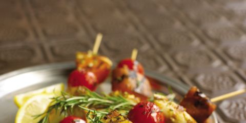 Food, Finger food, Ingredient, Brochette, appetizer, Cuisine, Dish, Pincho, Recipe, Plate,
