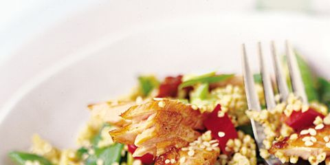 Food, Cuisine, Recipe, Garnish, Dish, Ingredient, Vegan nutrition, Produce, Kitchen utensil, Seed,