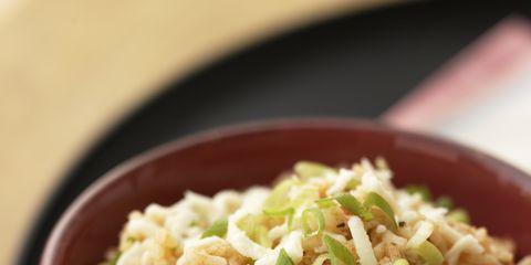 Food, Rice, Cuisine, Serveware, Steamed rice, Jasmine rice, Spiced rice, Recipe, Staple food, Ingredient,