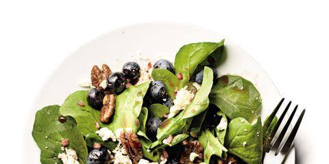 Food, Ingredient, Dishware, Salad, Produce, Leaf vegetable, Cuisine, Kitchen utensil, Cutlery, Vegetable,