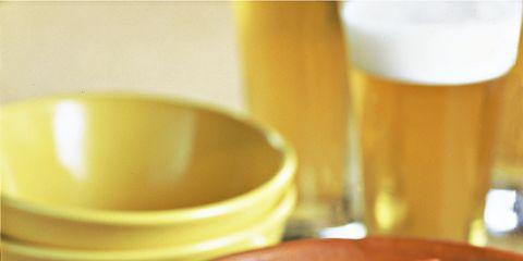 Beer, Serveware, Food, Barware, Drink, Beer glass, Alcohol, Ingredient, Alcoholic beverage, Tableware,