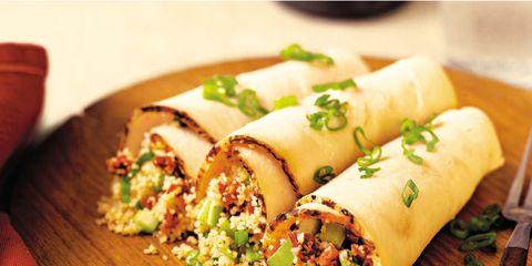 Food, Cuisine, Ingredient, Dish, Recipe, Dishware, Plate, Finger food, Fast food, Serveware,