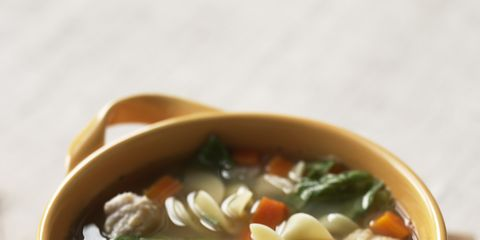 Food, Ingredient, Produce, Dish, Recipe, Cuisine, Soup, Bowl, Asian soups, Minestrone,