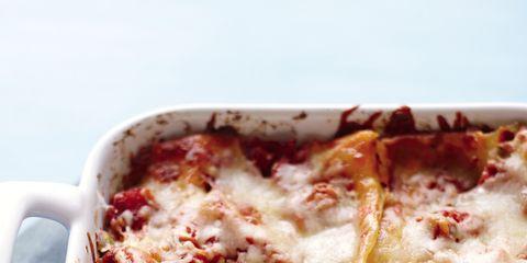 Food, Cuisine, Ingredient, Dish, Recipe, Baked goods, Lasagne, Comfort food, Cheese, Strata,
