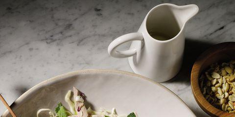 Serveware, Food, Cuisine, Dishware, Salad, Cup, Ingredient, Tableware, Drinkware, Leaf vegetable,