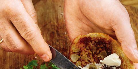 Finger, Food, Cuisine, Dish, Ingredient, Recipe, Plate, Garnish, Leaf vegetable, Kitchen utensil,