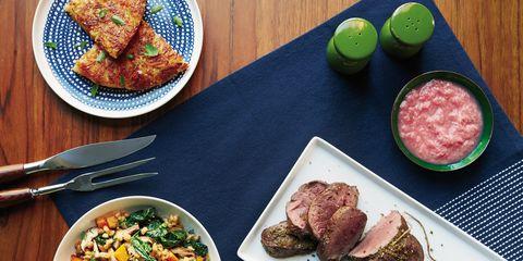 Food, Tableware, Beef, Dish, Meat, Plate, Cuisine, Ingredient, Dishware, Meal,