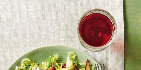 Food, Salad, Vegetable, Produce, Leaf vegetable, Dishware, Cuisine, Tableware, Recipe, Ingredient,